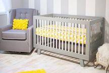 Nursery - Pokoj dzieciecy / Inspirations for nurseries - inpisracje do pokoi dziecięcych