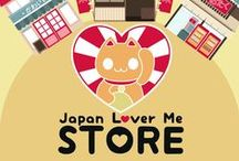 Japan Lover Me Store / Kawaii, Cool and Otaku items for JapanLovers!  www.instagram.com/japanloverme.store