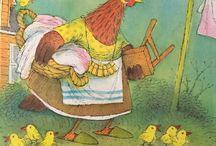 Voorleesboeken / Boeken om voor te lezen aan kinderen.