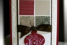 Vánoční cardmaking - vyr.
