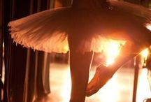 dream to dance / dance is my other life, (aside from books)