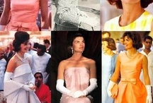 The Joy Of Jackie / Inspires me to be fashionable and never sweat under pressure. She walks in beauty and grace...