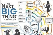 Technology Infographics / A collection of #infographics covering the topic of #staffing, and #technology. Visit our website at http://www.itaccel.com/ for more insight into the world of IT staffing.  / by IT Accel
