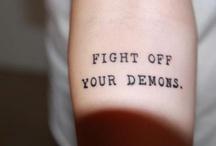 Tattoos and piercings! <3 / by Hannah Braman
