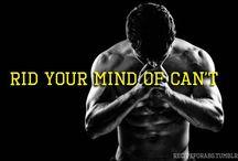 Fitness Motivation/Inspiration / by Neil Gunter