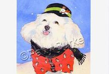 Bichon Gifts for Their Humans / Gifts for lovers of the #Bichon Frise