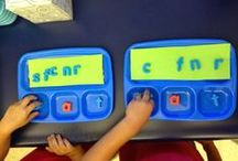 3. Word Work / Creative, hands-on ideas to help students learn sight words.