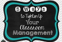 5. Management / Tips, tricks and blog posts about behavior management.