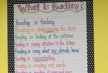 6. Reading Board / Reading ideas to use in a primary classroom.