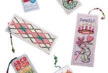 Cross Stitch ~ Bookmarks