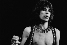 Gimme Shelter / Paying homage to Mick, my favorite Stones' song ever, and the rock stars who were given the most beautiful shelters!