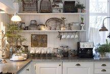 Kitchen - White/French