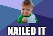 Nailed it!!!!!!!!!!!!!!