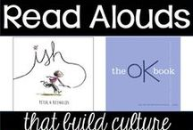 15. Stories / Great stories to check out and read aloud to students!