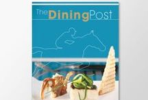 The Dining Post  / The best restaurants to dine at while visiting Cheltenham Racecourse, as featured in The Dining Post...