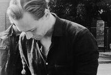 Tom Hiddleston / Hiddleston / by Sonya Tolstoy