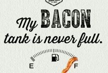 Bacon / Everything bacon / by Andy Burry