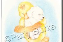 Blitz into Spring with #Easter #Bichons / Springtime with #Bichons