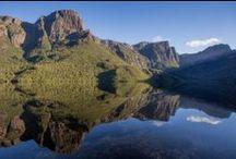 The beautiful world heritage area Tasmania