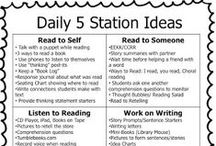 Daily 5 / Daily 5 ideas to implement and modify to meet my classroom needs.