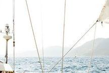 À la mer