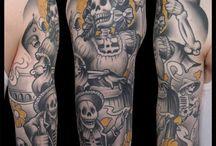 Tattoos / by zimm k
