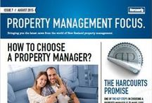 Property Management / News, Information and Tips about renting residential property i New Zealand