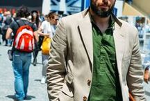 Suits_Summer / Think cotton and seersucker