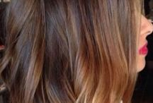 Hairstyles & Makeup   Current inspiration
