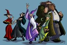 *Hogwarts* / Pictures, fans or characters from Hogwarts school