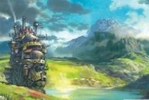 0Oo GHIBLI oO0 / Films from Ghibli (anime films)