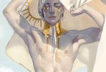 Fantasy and Mythology Art