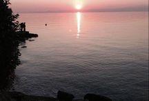 Garda Lake / Scorci, paesi e paesaggi dal più grande lago italiano, che anche quando è molto freddo, sa come riscaldarci dentro...