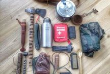 Survivalism - Kits / Gear for camping and survival situations