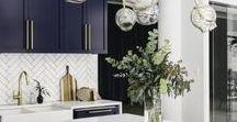 Kitchen - blue