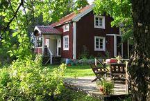 Cottage / Summer House Decor / Huvila ja kesämökki / by Eliisa S
