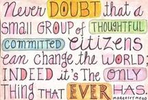 Encouragements & Inspirations