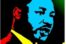 MLK Jr. Day / Speeches and quotes from the inspirational orator; children's books, biographies, and novels about Martin Luther King, Jr.; and resources for those wanting to learn more about MLK Jr. and the civil rights movement.  / by Texas Book Festival
