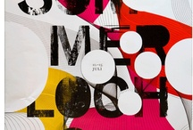 Typography & Design I adore