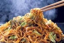 Mie/noodle kaboodle / by Felicia Maurin