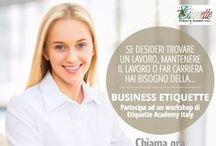 Etiquette Tips - Consigli di Bon Ton by Simona Artanidi / L'educazione non costa nulla e compra tutto...