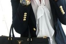 WORK STYLE for her  / Dettagli fashion per la donna moderna in carriera by S.A.