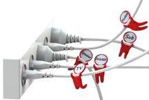 Office Organization / Un ufficio o luogo di lavoro in ordine è sinonimo di azienda organizzata e competitiva.