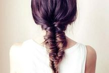hairstyles. / A collection of hairstyles and inspiration