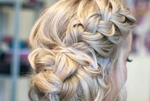 Braided hairstyles / Vlechten