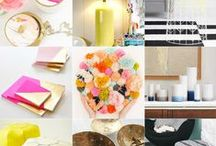 Blog Articles from Hutsly / The Hutsly Blog is full of ideas! Fun DIY projects, Get The Look posts to achieve design results at home, trend reports from Design Week and much more!