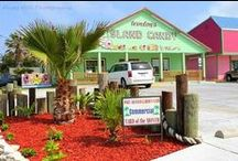 Shop in Port A / Port Aransas has a wide variety of stores and boutiques. Here are just a few.
