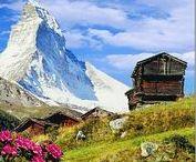 TRAVELING • SWITZERLAND