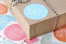 Packaging Inspiration / Great packaging solutions for stallholders.