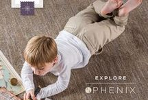 Phenix On The Road / interior design, design, inspiration, layout, room decor, living room, office, family room, home, house decor, blueprints, carpet, floors, flooring, home flooring